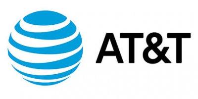 Globe AT&T Horizontal RGB Positive PNG Logo
